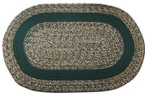Jane Blend Dark Green - Dark Green Band