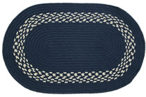 Navy - Navy & Cream Band