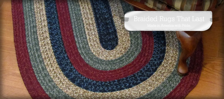 Stroud Braided Rugs
